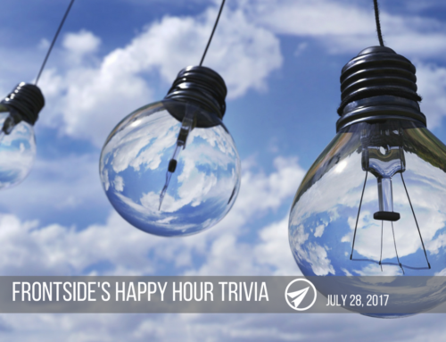 FrontSide Happy Hour Trivia – July 28, 2017