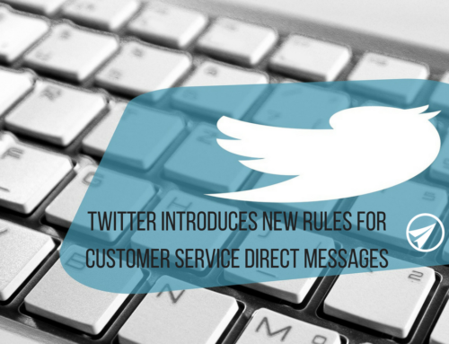 Twitter introduces new rules for customer service Direct Messages