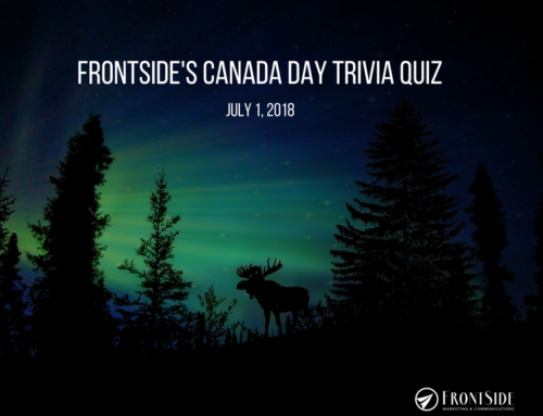 FrontSide's Canada Day Happy Hour Trivia – July 1, 2018