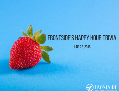 FrontSide's Happy Hour Trivia – June 22, 2018