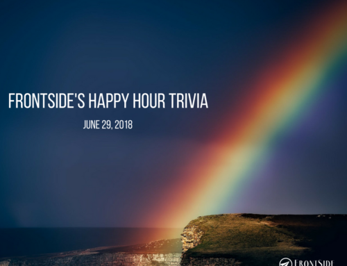 FrontSide's Happy Hour Trivia – June 29, 2018