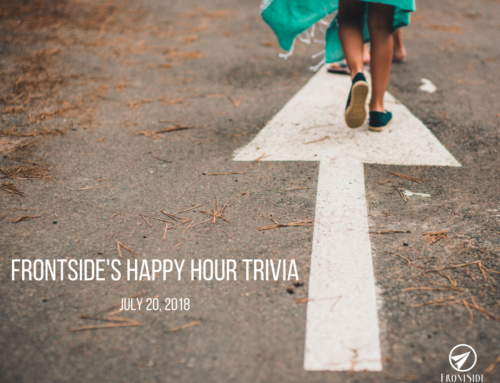 FrontSide's Happy Hour Trivia – July 20, 2018