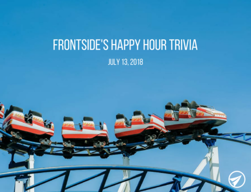 FrontSide's Happy Hour Trivia – July 13, 2018