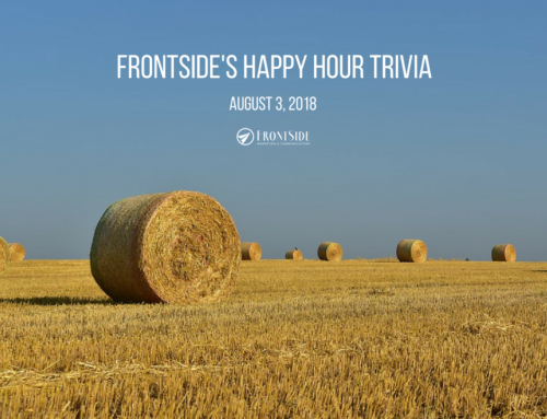 FrontSide Happy Hour Trivia – August 3, 2018